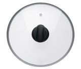 Крышка Rondell Weller для кухонной посуды Ø20см (жаропрочное стекло)