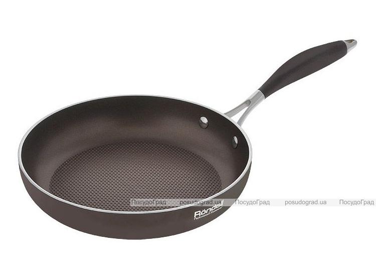 Сковорода Rondell Mocco Ø26см с антипригарным покрытием