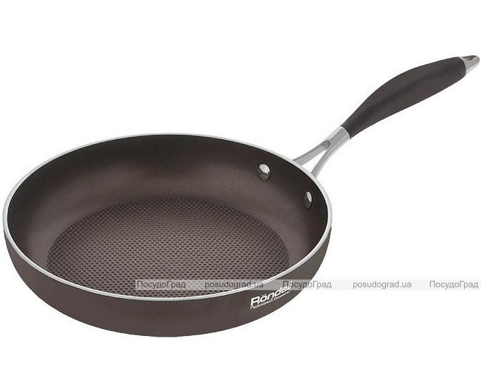 Сковорода Rondell Mocco Ø28см с антипригарным покрытием
