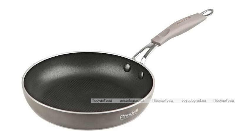 Сковорода Rondell Balance Ø22см с антипригарным покрытием TriTitan® на основе титана