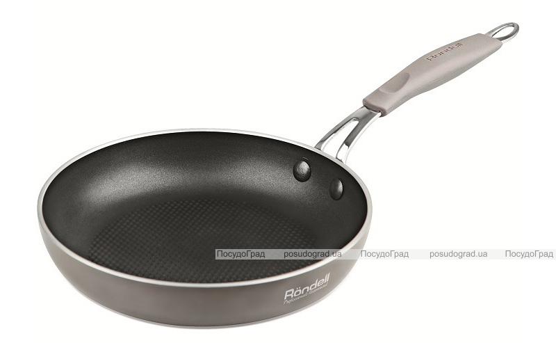 Сковорода Rondell Balance Ø24см с антипригарным покрытием TriTitan® на основе титана