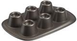 Форма для кексов и маффинов Pyrex Asimetria 29х18см 6 ячеек
