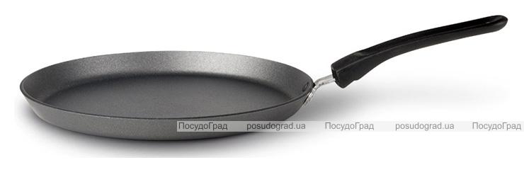 Сковорода блинная TVS Solida Induction Ø25см с антипригарным покрытием Titan Resistance