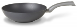 Сковорода-вок TVS Mito Titanio Induction Ø28см з титановим антипригарним покриттям
