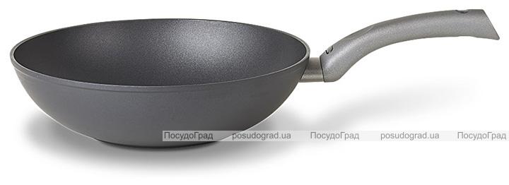 Сковорода-вок TVS Mito Titanio Induction Ø28см с титановым антипригарным покрытием