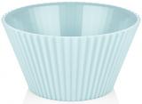 Салатник Bager пластиковий 4000мл, блакитний