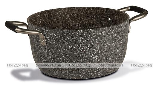 Кастрюля TVS Grand Gurmet 1.9л с антипригарным покрытием на основе минералов