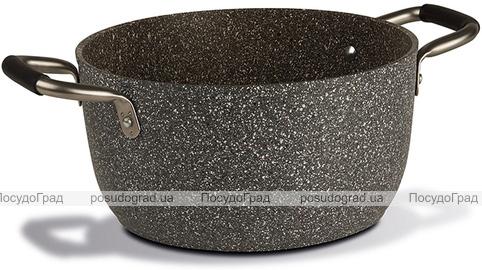 Кастрюля TVS Grand Gurmet 3.8л с антипригарным покрытием на основе минералов