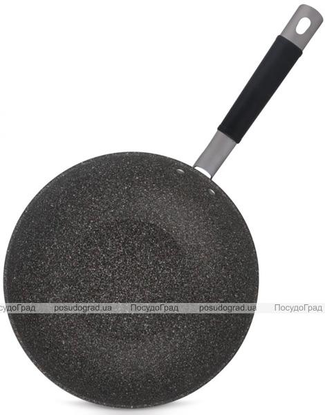 Сковорода-вок TVS Grand Gurmet Ø28см з антипригарним покриттям на основі мінералів