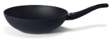 Сковорода-вок TVS Virtus Induction Ø28см з антипригарним покриттям R3SiSTEK