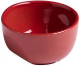 Кокотниця керамічна Pyrex Curves Ø7см, червона