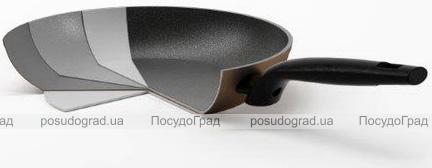Сковорода TVS Tenace Induction Ø20см с антипригарным покрытием DIAMANTEK