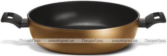 Сотейник TVS Tenace Induction Ø28см с антипригарным покрытием DIAMANTEK