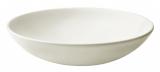 Набор 6 суповых тарелок IPEC Monaco Ø19см каменная керамика, айвори