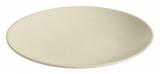 Набор 6 десертных тарелок IPEC Monaco Ø20см каменная керамика, бежевые