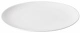 Блюдо круглое IPEC Monaco Ø31см каменная керамика, белое