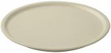 Блюдо для пиццы IPEC Bari Ø30см каменная керамика, бежевое
