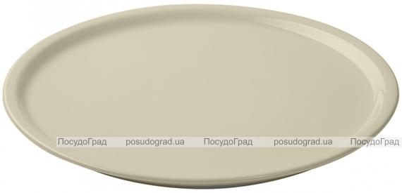 Блюдо для піци IPEC Bari Ø30см кам'яна кераміка, бежеве