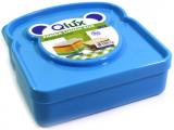 Ланч-бокс Qlux Panda 12х13х4см, пластиковий