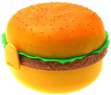 Ланч-бокс Qlux Burger 13х9см, пластиковый