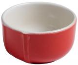 Кокотница керамическая Pyrex Signature Ø8см, красная