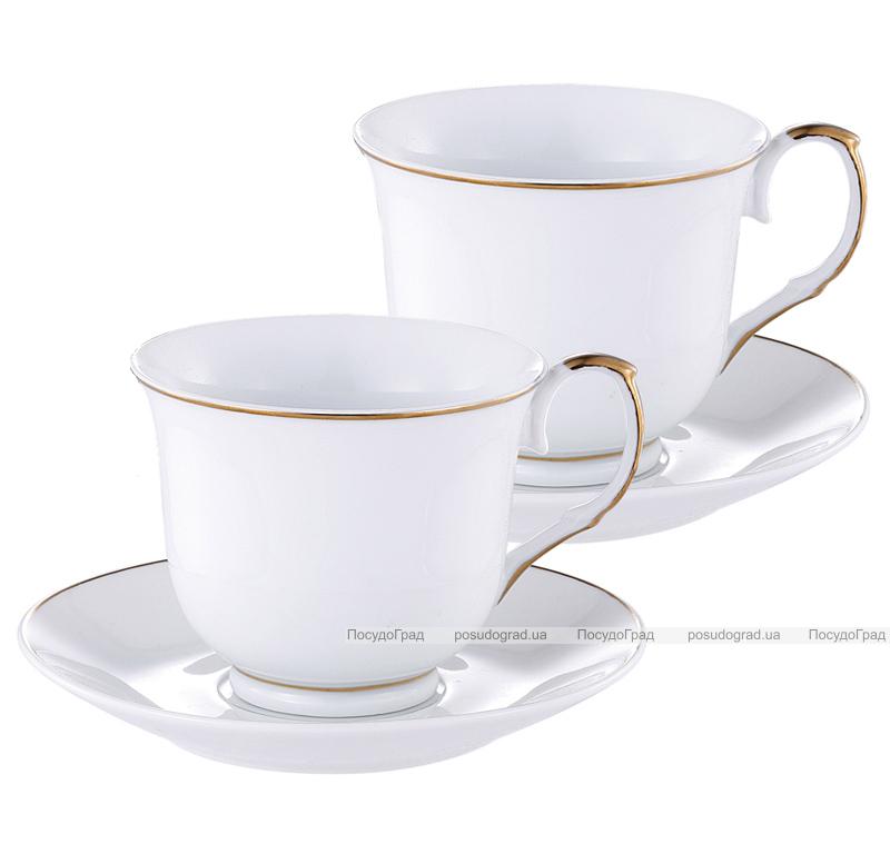Чайный набор White Tulip 220мл 12 предметов