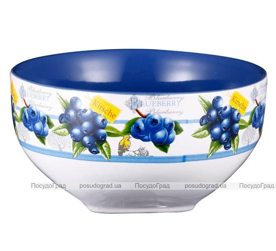 Пиала VaBene Blueberry 700мл 1шт 3 дизайна