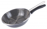 Сковорода-фритюрниця Vitrinor Parma Ø26см з решіткою