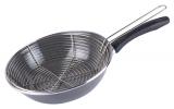 Сковорода-фритюрница Vitrinor Parma Ø26см с решеткой