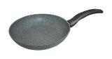 Сковорода Vitrinor Mineral Grey Ø20см с гранитным антипригарным покрытием