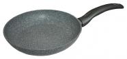 Сковорода Vitrinor Mineral Grey Ø26см с гранитным антипригарным покрытием