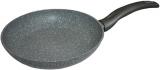 Сковорода Vitrinor Mineral Grey Ø28см з гранітним антипригарним покриттям