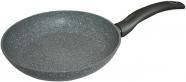 Сковорода Vitrinor Mineral Grey Ø28см с гранитным антипригарным покрытием