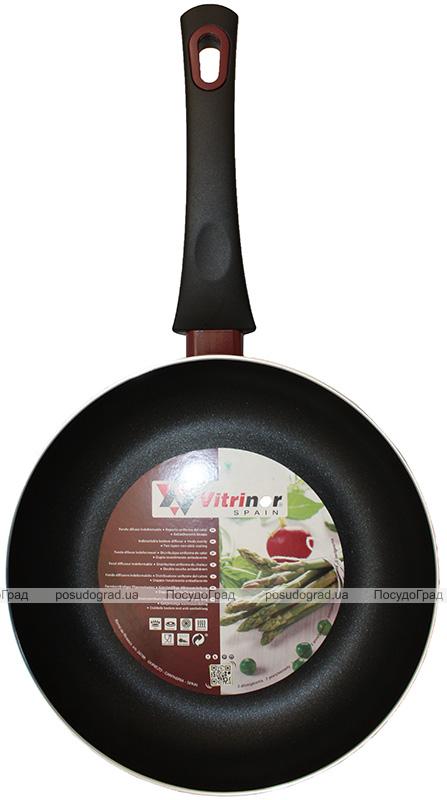 Сковорода Vitrinor Korinto Ø28см с антипригарным покрытием