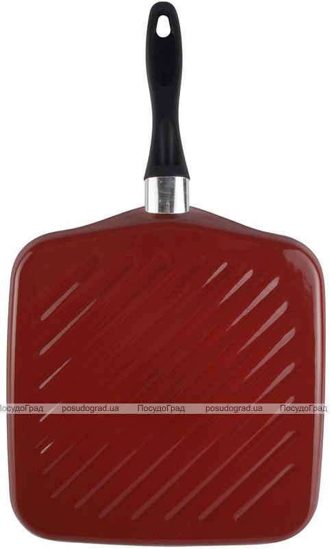 Сковорода-гриль Vitrinor Bourgogne 27х27см с антипригарным покрытием