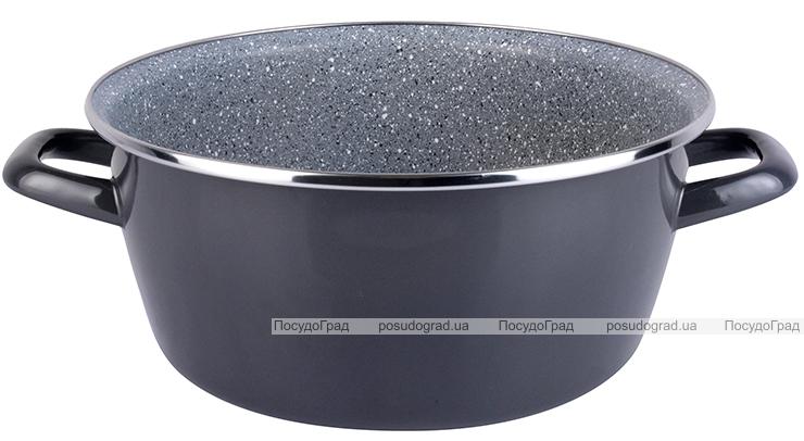 Кастрюля эмалированная Vitrinor Dolomiti 4.2л с антипригарным покрытием