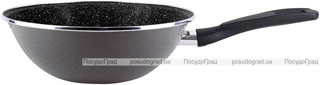 Сковорода-вок Vitrinor Gransasso Ø34см с антипригарным покрытием