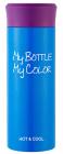 Термос My Bottle, My Color New 420мл Голубой