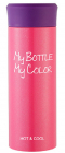 Термос My Bottle, My Color New 420мл Розовый