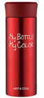 Термос My Bottle, My Color New 420мл Красный