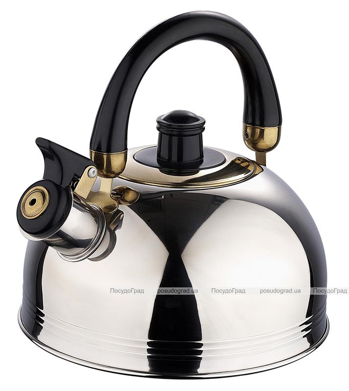 Чайник KETTLE-26 Wellberg 2 литра со свистком