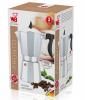 Гейзерная кофеварка Wellberg Pronto эспрессо 300мл на 6 чашек