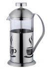 Френч-пресс Wellberg Coffee&Tea Trendy 600мл