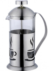 Френч-пресс Wellberg Coffee&Tea Trendy 800мл
