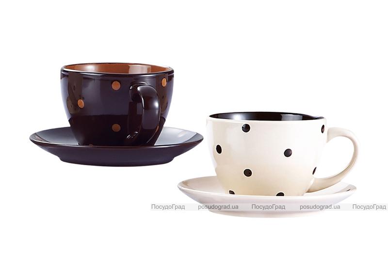 Чайный набор Wellberg O'Diva 300мл 4 предмета