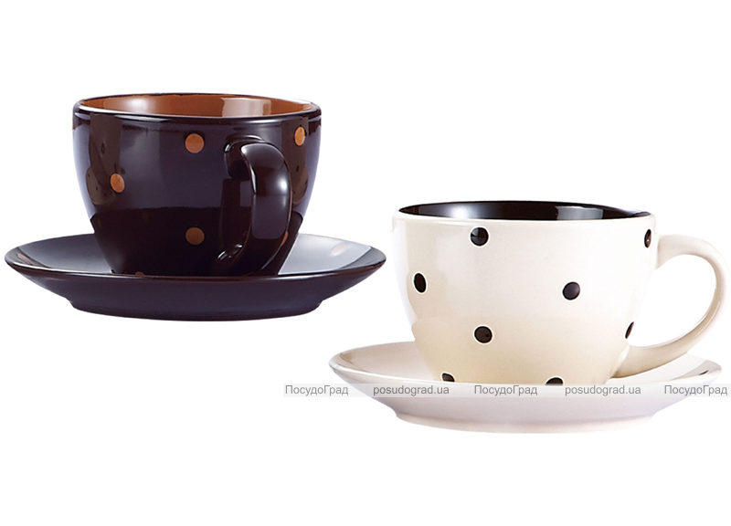 Чайный набор Wellberg O'Diva 400мл 4 предмета