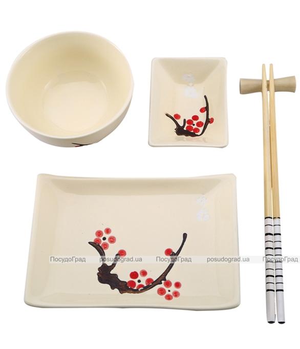 Набор для суши Wellberg Sakura 5 предметов