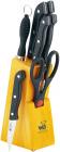 Набір кухонних ножів Wellberg Builefeld-280 8 предметів