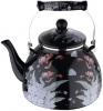 Чайник эмалированный Wellberg Agerasia 4л, индукция
