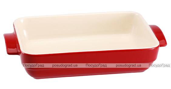 Форма для запекания Wellberg Ideen 23х23х6см цветная